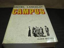 Michel LANCELOT: Campus. ENVOI