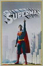 61204 Superman: The Wall Print Poster CA