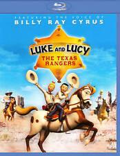 Luke & Lucy & The Texas Rangers [Blu-ray], New DVD, Billy Ray Cyrus, Wim Bien, M