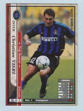Football Trade Card - WCCF Serie A 2002-2003 (Panini) - Select a Card