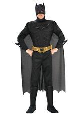 Adult Black Batman Halloween Costume