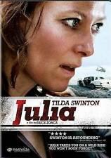 Julia DVD, Tilda Swinton, Erick Zonca