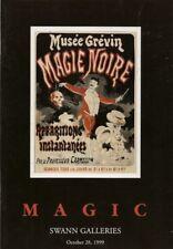 SWANN Magic Dante Houdini Kar-Mi Kellar Thurston 99 Cat