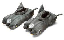 DC Comics Tim Burton Batman Batmobile Adult Soft Plush Slippers Sz M L 8 9 10 11