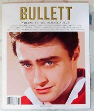 BULLETT Volume VI OBSESSED ISSUE Susan Sarandon JAMES FRANCO Radcliffe COVER