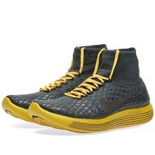 Women's Nike Lunarepic Flyknit Shield Gyakusou -SEAWEED/WHITE/GOLD LEAD #859890