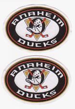 LOT OF 2 NHL ANAHEIM DUCKS 2011/2012 SHOULDER PATCH RARE