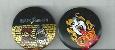 Ozzy Osbourne Black Sabbath Vintage Button Lot Uk Import Prism 1983