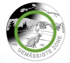 5 Euro Gedenkmünzen Deutschland 2019 Gemässigte Zone A D F G J  nach Ihrer Wahl