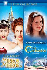 Mirror Mirror/Ella Enchanted (Ws)  DVD NEW