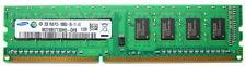 ORIGINALE Samsung ddr3 di RAM 2 GB pc3-10600u-09-11-a1 m378b5773dh0-ch9