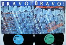 STEELBAND Music Festival BRAVO! Live Trinidad 2xLP Jean Pierre Complex