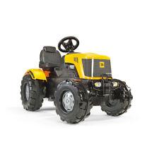 JCB 8250 Rolly Toys Kindertraktor in gelb-schwarz Trettraktor Tretauto Kinder
