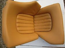FERRARI 456 GT / M  Rücksitz  Sitze Leder Beige links back seat