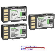 Kastar Replacement Battery for JVC BN-VF808 BN-VF808U & JVC GR-D870 Camcorder