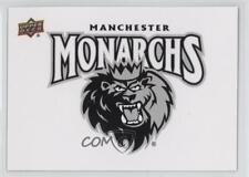 2014 Upper Deck AHL Team Logo Stickers #14 Manchester Monarchs (AHL) Hockey Card