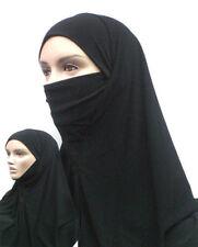 Hijab Khimar Niqap Burka Chador Abaya Muslima Tesettür Gesichtsschleier Islam