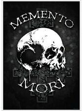Mini Poster Memento Mori 32 x 44cm
