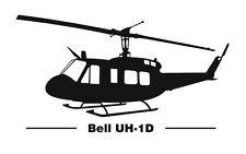 Bell UH-1D (Variante 3) Aufkleber