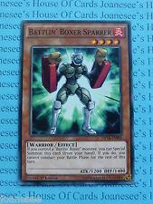Battlin' Boxer Sparrer MP14-EN004 Common Yu-Gi-Oh Card Mint 1st Edition New