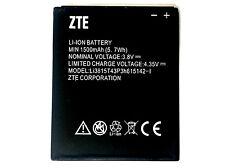 ZTE Marca Original Li-Ion Batería Del Teléfono 3.8V Typ 1500mAh 5.70wh Wh