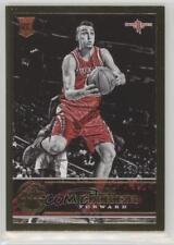 2015-16 Panini Replay Gold 100 Sam Dekker Houston Rockets Rookie Basketball Card