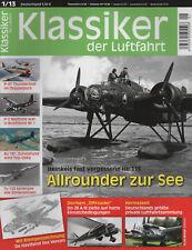 Klassiker der Luftfahrt-Jahrgang 2013-Flugzeug Magazin-Jet-Turbienen-Propeller