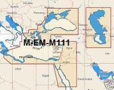 C-Map W96 NT MAX M-EM-M111 WIDE AREA CHART SD-CARD EASTERN MEDITERRANEAN