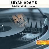 FREE US SHIP. on ANY 3+ CDs! ~Used,Good CD Adams, Bryan: Cuts Like a Knife / Hea
