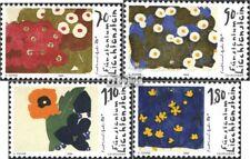 Liechtenstein 1132-1135 (kompl.Ausg.) postfrisch 1996 Ferdinand Gehr EUR 8