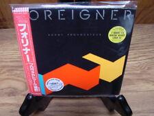 FOREIGNER PROVOCATEUR RARE JAPAN REPLICA TO THE ORIGINAL LP IN A OBI CD