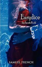 Eurydice: By Sarah Ruhl