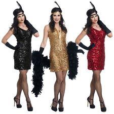 Dazzling Darling Flapper Costume Halloween Fancy Dress