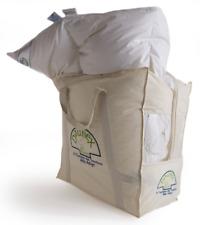 DAUNEX Piumino da letto CORVARA warm invernale 50% piumino d'oca 50% piumette