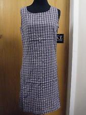 Sherry Taylor & co Plaid Sleeveless Dress NWT $24
