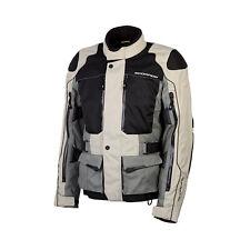 Scorpion Mens Sand/Black Yosemite XDR Vented Textile Motorcycle Jacket