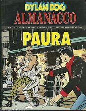 6° ALMANACCO DELLA PAURA -1996 - DYLAN DOG -ORIGINALE 1a EDIZIONE- OTTIMO