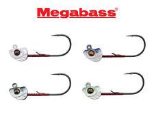 Megabass Okashira Head Jig Heads *Choose Size And Color*