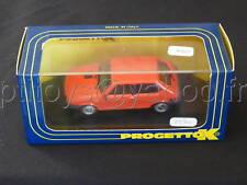 K002 PROGETTOK  1/43 FIAT RITMO 65 STRADALE 1978 420 nf