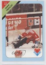 1992-93 Red Ace Russian Hockey Stars #4 Andrei Trefilov Rookie Card