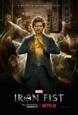 245844 Iron Fist Movie WALL PRINT POSTER FR