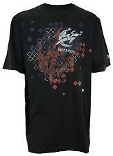 Zipway NBA Basketball Men's Big & Tall Washington Wizards Graphic T-Shirt, Black