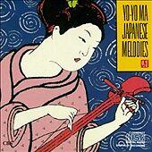 YO-YO MA - Japanese Melodies (CD, Jun-1985, CBS Masterworks) NEW & SEALED