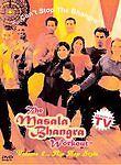 Masala Bhangra Workout, Vol. 2: Hip Hop DVD