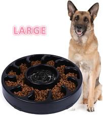 JASGOOD Slow Feeder Bowl Fun Feeder Dog Bowl Anti-Gulping for Large Dogs 320