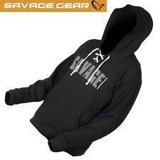 Savage Gear Simply Savage Hoodie Pullover - Angelpullover, Angel Kapuzenpullover