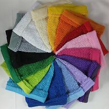 LINED Crochet Tube Top Tutu Supplies