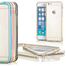 Aluminium Bumper für Apple iPhone 6S 6 5S SE Schutz Hülle Hard Case Tasche Cover