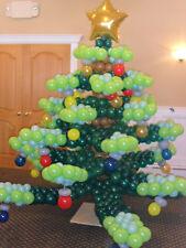 "5"" inch Green & Red Christmas Latex Balloons Xmas Decoration helium/air baloon"
