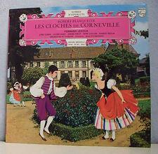 """33T LES CLOCHES CORNEVILLE LP 12"""" Robert PLANQUETTE Dessin CHABOT PHILIPS 837481"""